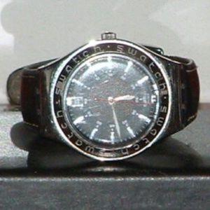 Men's Swatch Swiss Analog Dress Watch